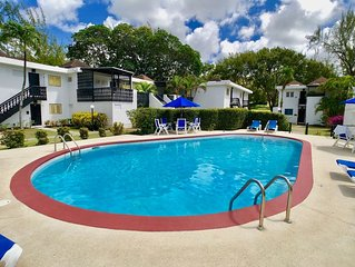 South Coast Golf & Pool Townhouse -Rockley Resort