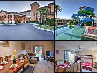 Regal Oaks Resort. 3 beds 3 baths 10 mins to Disney.