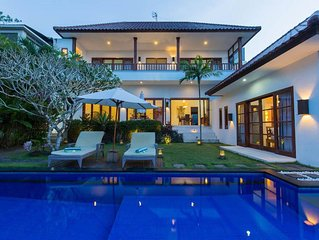 Luxury Villa Mila with sea view