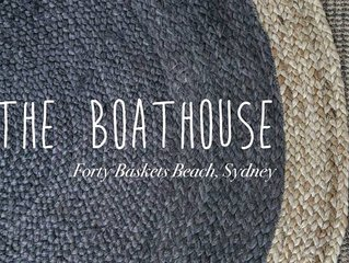 The Boathouse Forty Baskets Beach, Sydney