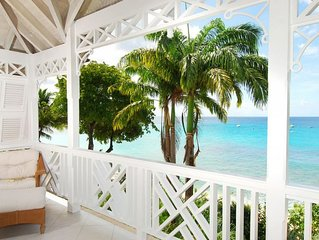 FATHOM'S END VILLA BARBADOS - LUXURY 3 BED TOWNHOUSE ON PAYNES BAY BEACH