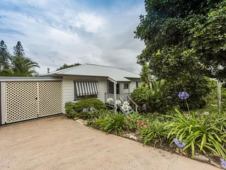 An Octopus's Garden, Large Family Holiday Home, Yamba