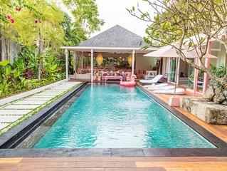 Tranquil Sanctuary in Canggu, Bali