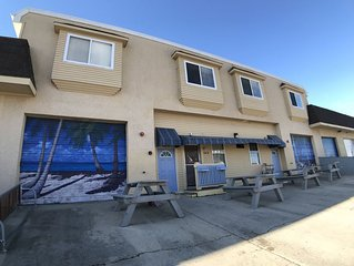 Family Friendly and just steps to the Wildwood Beaches and Boardwalk!