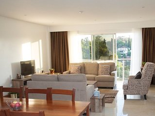 Luxurious Tranquil Two Bedroom Apartment