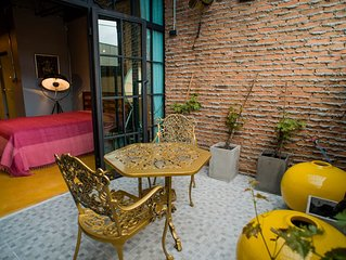 chiang mai old city 1 bedroom townhouse