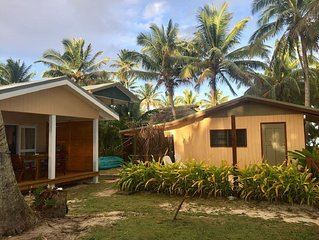 Te Rito Lagoon Villas - Deluxe Beach Unit
