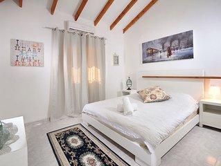 Family hospitality villa