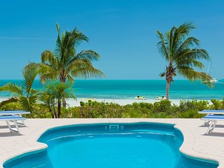 Coconut Beach Villa! - BEACHFRONT - Sapodilla Bay Beach! SEPTEMBER SPECIALS!