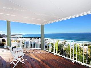 10 Mona Vista Crt, Coolum Beach, VIEWS, WiFi, Pet Friendly