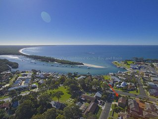 Baycation House Huskisson - Pay for 2 stay for 3 *