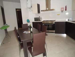 Brand new 3 bedroom aparment in Msida F5