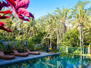 9 Bedroom Private Villa in Ubud