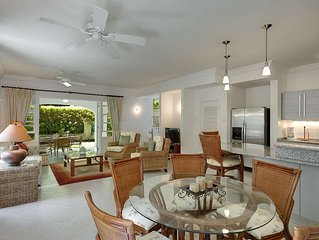 The Falls Townhouse 8 Barbados - Sandy Lane - 5 mins walk to Holetown and Beach