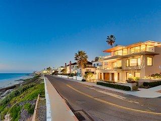 Ultimate Luxury Living w/ Stunning Panoramic Ocean Front Views + Amenities