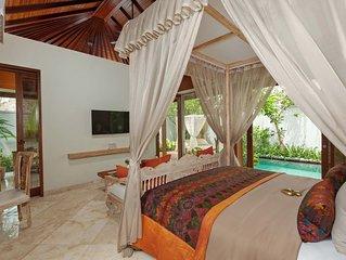 One Bedroom Pool Villa Full Moon Beach