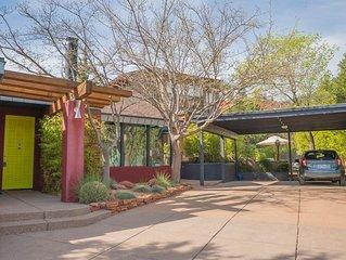 Private Zen Garden Retreat