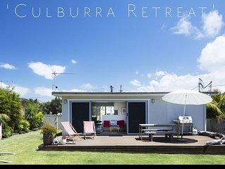 Culburra Retreat - located at Culburra Beach