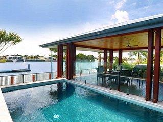 Mahalo - luxury waterfront home