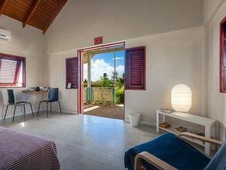 Hibiscus - Fully accessible luxury ground floor studio apartment near Oistins