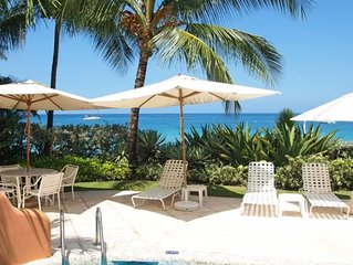 Villas on the Beach 101 - Ideal for Couples and Families, Beautiful Pool and Bea