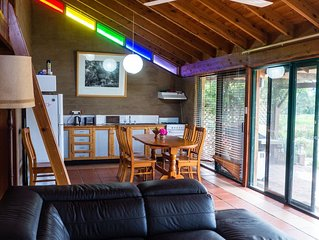 Back Forest Retreat Sunrise Cottage