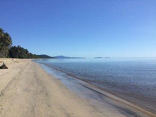 15Min Port Douglas REEF/RAINFOREST. 50M to Newell Beach. ECO Beach House