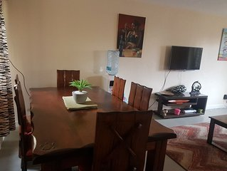 Hera - Quiet and Cozy Home near JKIA Airport