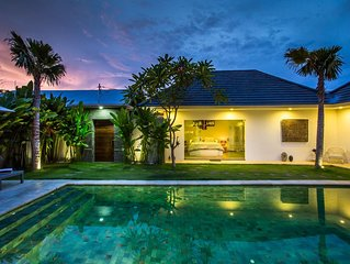 A Brand New Villa 3 Bedroom Near Seminyak