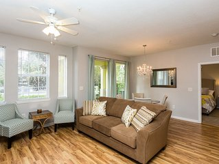 Newly Renovated, Modern Two Bedroom Condo Minutes Away From Disney