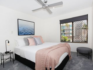 Comfy and fun Mooloolaba beachside 2bedroom apartment for short-medium term let!