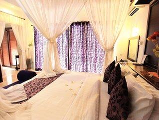 Romantic 1 BR Private Pool Villa in Kuta