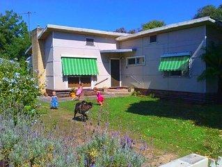 Rosebud Family Friendly House