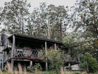 The Bush Hut * Brooman