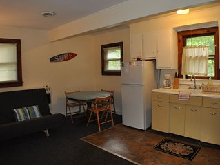 Pine Grove Cottages #1 -- Charming Summer Cabin in Lake George Village