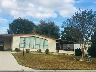 Enjoy Life in the Villages on 603 Jason Drive
