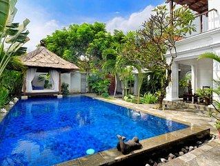 4 Bedroom Villa, Pool Fence - Batu Belig
