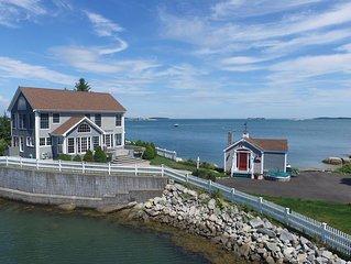Lobster Landing - Spruce Head, Maine