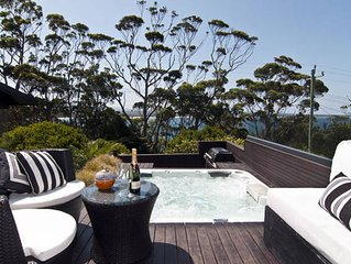 BANNISTER COVE MOLLYMOOK - Art House - spa -