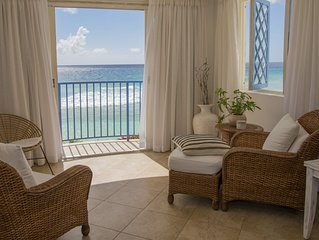 201 South Ocean Villas With Breathtaking Panoramic Beach And Ocean Views