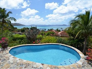 **Luxury Villa At Mahoe Bay** - CONTACT EXCEPTIONAL VILLAS
