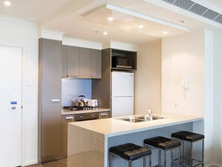 Southbank One luxury one bedroom apartment