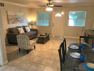 Beautiful Apartment,walking from Botanical Gardens, Zoo, Park. 8 min to Downtown