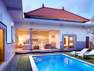 500m to Potato Head,3BR Villa 3 Seminyak