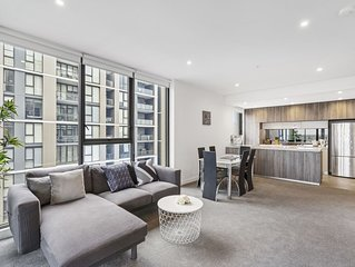 New *2 BR + Studio* On-station Panoramic City View