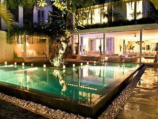 5 Bedroom Rooftop villa in Batu Belig