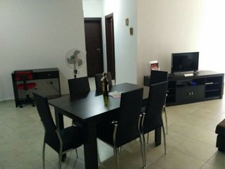 Brand new 3 bedroom aparment in Msida F 10