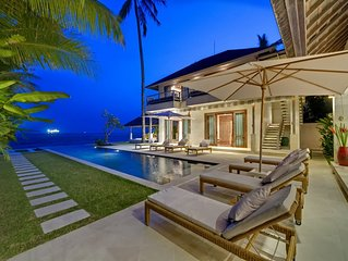 Luxury 4 Bedroom Villa2 Waterfront - Candidasa
