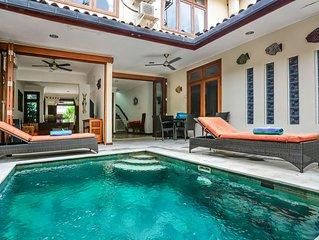 Vibrant Three Bedroom Family Villa In A Peaceful Kuta Location - Bali