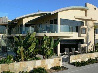15 ft. wide Oceanfront Window to Waves Floor to Ceiling Ocean views